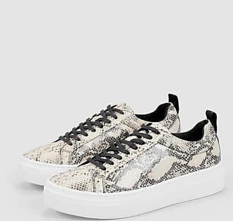 Vagabond Zoe Platform Sneakers Snake Print - 37