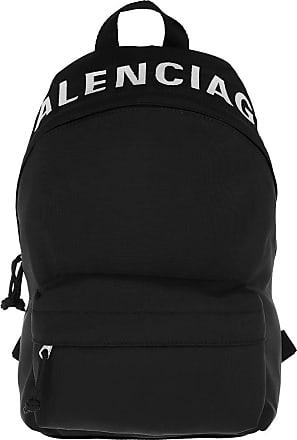 Balenciaga Wheel Backpack S Black Rucksack schwarz