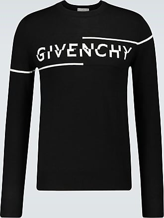 Givenchy Logo-Pullover aus Wolle