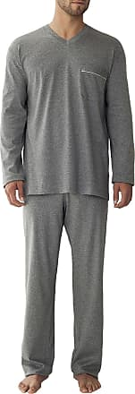 Zimmerli Jersey Pyjama Cotton 8500 - Grey - XL/52