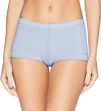 Maidenform Womens Dream Cotton Boy Short, Denim Heather, 8