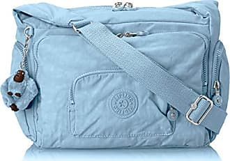 Kipling Erica Solid Crossbody Bag, blue beam tonal