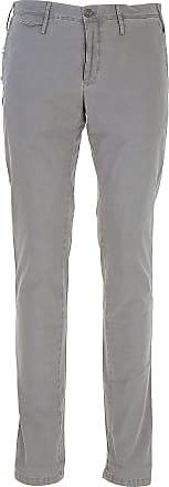 PT01 Pants for Men On Sale, Grey, Cotton, 2017, 32 34 36 38
