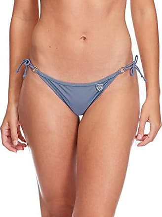ae68fd0d12f Body Glove Womens Smoothies Brasilia Tie Side Cheeky Bikini Bottom Swimsuit,  Storm, Small