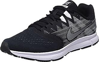 quality design 8882c 3de84 Nike Zoom SPAN 2, Chaussures de Running Homme, (Noir Argent Métallique