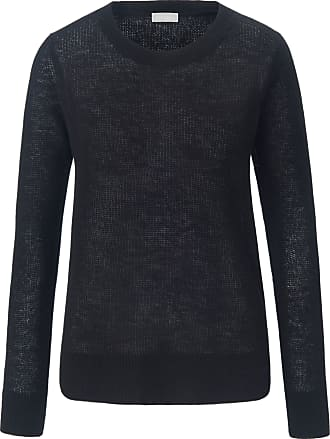 include Round neck jumper long sleeves include black