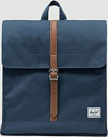 Herschel Marineblauer City Mid Volume Rucksack aus Polyester - U | polyester | navy blue - Navy blue