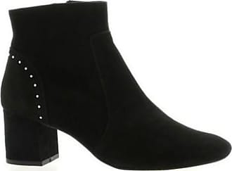x velours Boots E it cuir FxaHOqTq