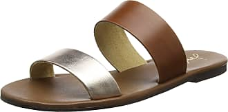 Joules Womens Fenthorpe Open Toe Sandals, Gold (Rose Gold Rosegold), 7 UK 40/41 EU