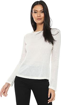 Iodice Camiseta Linho Iódice Manuella Off-white
