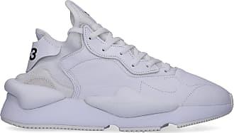 Yohji Yamamoto Sneakers White KAIWA polyamide polyester textile Logo white