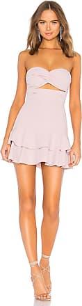 NBD x NAVEN Lauren Dress in Lavender