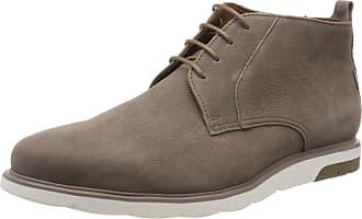 Lloyd Mens HADAR Chukka Boots, Grey Taupe 1, 9 UK