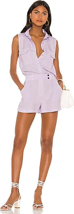 Young Fabulous & Broke X REVOLVE Christine Romper in Purple