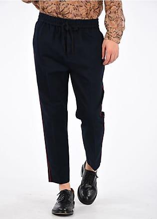 Gucci Piping Cotton Pants size 48