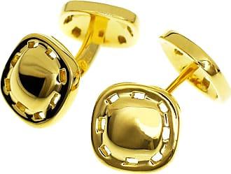 Hermès Yellow Gold Cufflinks