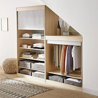 La Redoute Interieurs Rollo Build für Kleiderschränke - WEISS;GRAU - LA REDOUTE INTERIEURS