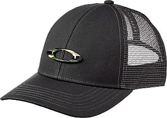 Oakley Boné Oakley Trucker Hat Ellipse Fos900005-02E Unico Preto