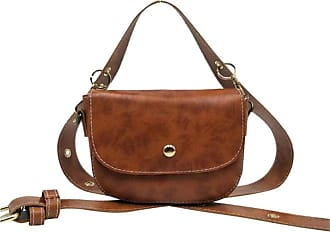 NA Multi use Women Leather Belt Bag Phone Pouch Fanny Pack Luxury bag Female Waist Pack Heuptas Pochet,Coffee-Brown
