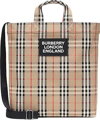 Burberry Karierte Tote