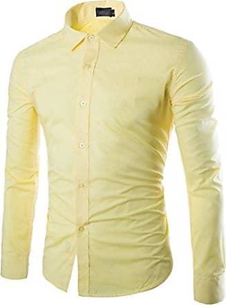 pretty nice 64816 dd448 Business Hemden in Gelb: 77 Produkte bis zu −56%   Stylight