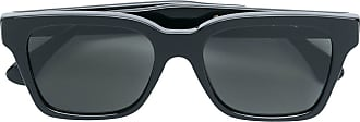Retro Superfuture square frame sunglasses - Black