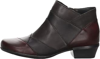 Remonte R8370 628989 Womens Ankle Boots Cerise/Black/Night Blue/GRAP R8370-45 Grey Grey Size: 8.5 UK