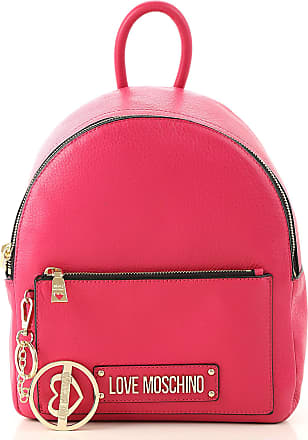 ee737ea1a8e Moschino Backpack for Women On Sale, fuxia, Leather, 2017, one size