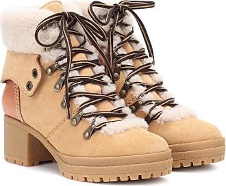 Ankle Boots von Chloé®  Jetzt bis zu −50%   Stylight 6c2c92967a