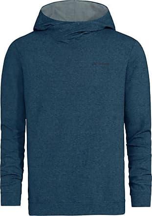 Vaude Tuenno Pullover Hoodie für Herren | blau