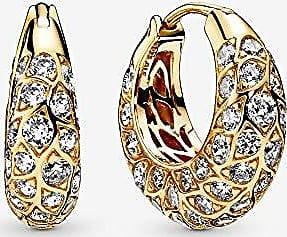 orecchini pandora oro giallo