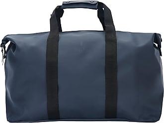Rains Navy Travel Weekend Waterproof Bag - Blue