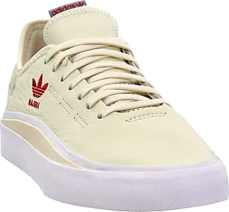 adidas Sabalo Mens Fashion-Sneakers DB3064_5.5 - CORE White,Footwear White,Power RED
