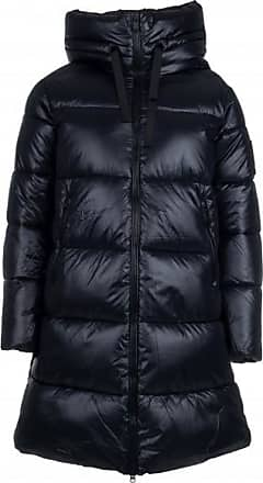 Save The Duck Womens Luck9 Hodded Coat Cappotto Donna | nero
