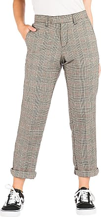 Volcom Smockom Pants plaid