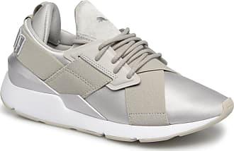 6e6d31b582 Puma Wn Muse Satin Ii - Sneaker für Damen / grau