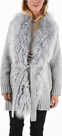 Fabiana Filippi Real Fur Details Coat size 42