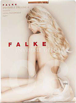 Falke Invisible Deluxe 8 Denier Tights - Womens - Nude