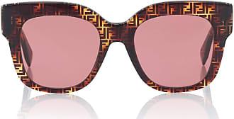 Fendi F is Fendi square sunglasses