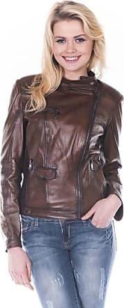 Giorgio Di Mare Womens Leather Jacket