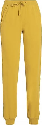 Deha Womens Easy Pants with Rib Stretch Pantaloni tempo libero Donna | lilla/nero/rosso/blu/blu/blu/olivia/nero/nero/grigio/rosso/blu/b