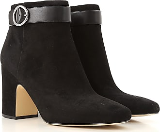 b24e8273418 Michael Kors Boots for Women, Booties On Sale, Black, Suede leather, 2017
