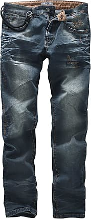 Black Premium by EMP Pete - Jeans - blau