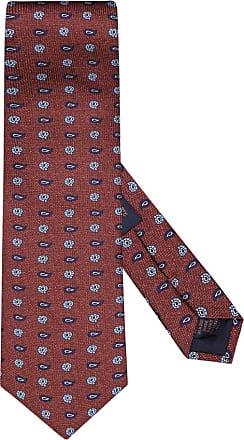 Altea Übergröße : Altea, Krawatte aus 100% Seide in Orange für Herren