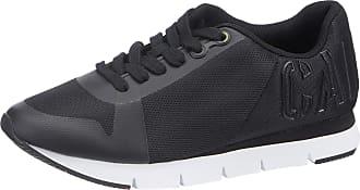 Calvin Klein Jeans Woman Sneakers TAJA MESH R4110 Black Womens Shoes Casual  Sports - Black 42bab5bb9d