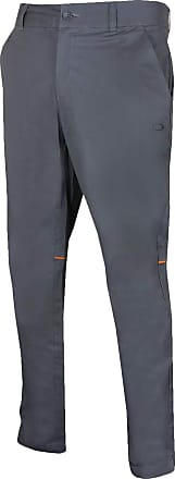 Oakley Mens Cypress Gab Stretch Pant Trousers - Forged Iron - 38/34
