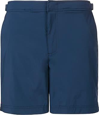 Orlebar Brown Shorts com bolsos - Azul