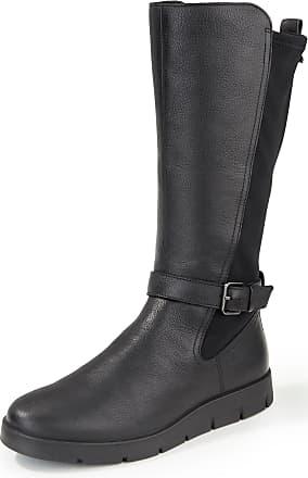 Ecco Bella waterproof high boots Ecco black