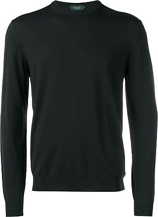 Zanone textured sweater - Preto