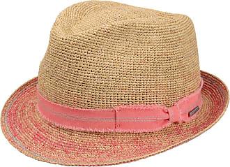 Stetson Sombrero de Paja Crochet Trilby by Stetson 85162ce10ab